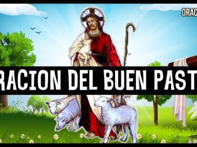 ORACIÓN DEL BUEN PASTOR